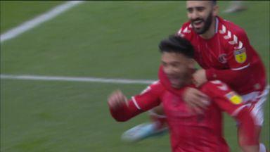 Bonne brings Charlton level