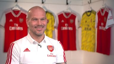 Ljungberg exclusive: Honour to lead Arsenal