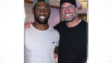 Springboks captain Kolisi meets Klopp!