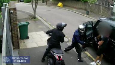 Kolasinac fights off attacker in new footage