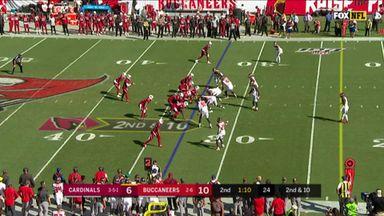 Kirk's 33-yard TD reception