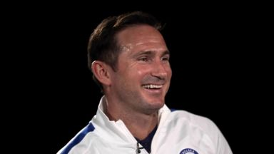 Lampard looks back at his career