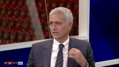 Mourinho: Title race is done