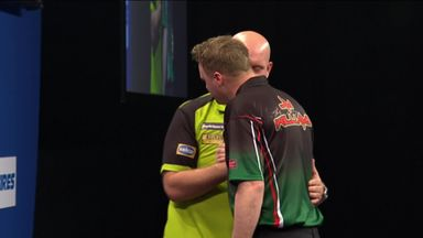 MVG seals the win in style!