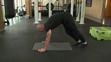 Golf fitness: Mobility and flexibility