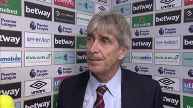 Pellegrini slams 'poor performance'