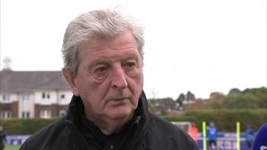 Hodgson: Palace prepared for Leicester