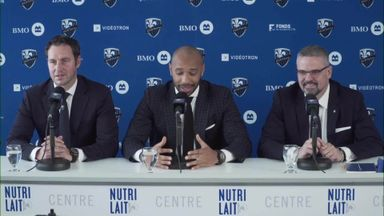 Henry reveals why he joined Montreal