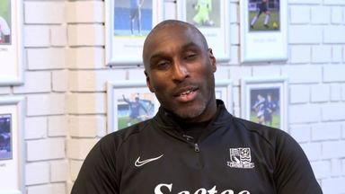 Campbell's new challenge at Southend