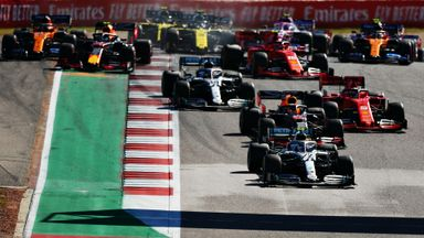 Race Highlights – USA GP