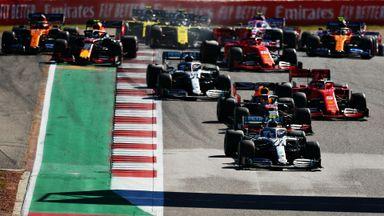 Race Highlights – USA GP
