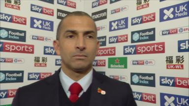 Lamouchi: It was an emotional game