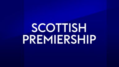 Scottish Premiership: 9th November
