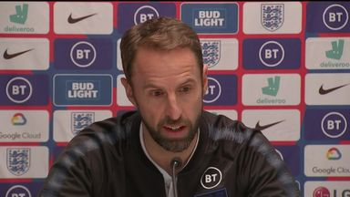 Southgate: Sterling may have 'the hump'