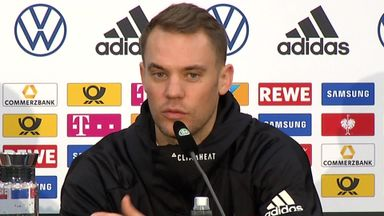 Neuer coy on Pep: 'We will see'