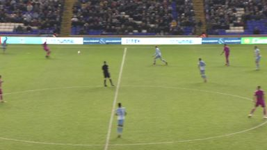 Coventry score superb solo goal!
