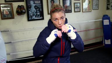 Price sets sights on Olympic glory