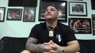 Watch: Ruiz Jr extended interview
