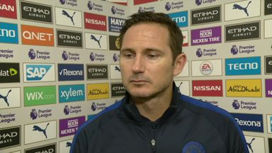 Lampard: We're closing the gap