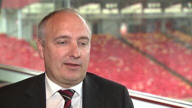 Eales excited about Atlanta-Aberdeen link