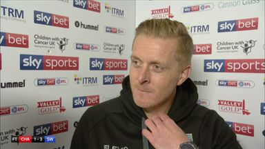 Monk: We showed spirit and character