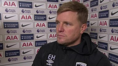 Howe: Hugely disappointing result