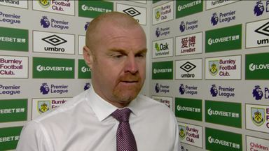 Dyche: We didn't take our chances