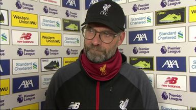 Klopp: There's nothing to celebrate yet