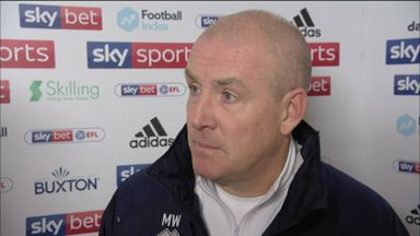 Warburton frustrated with defeat