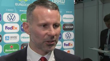 Giggs fancies Wales' chances