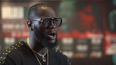 Deontay Wilder: Extended interview