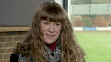 Transgender cricketer reveals birth condition