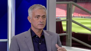 Jose's Super Sunday analysis of Spurs