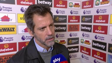 Flores: Players deserved that
