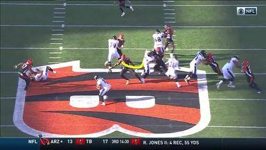 Lamar Jackson's incredible 47-yard rushing TD