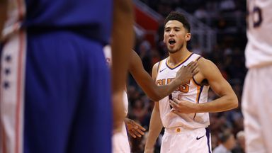 NBA Saturday Primetime: Suns @ T-Wolves