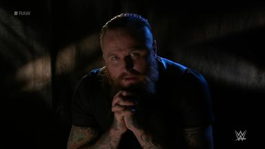 Aleister Black's sins and secrets