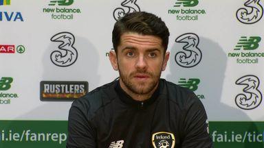 Brady: Ireland hurt driving me on