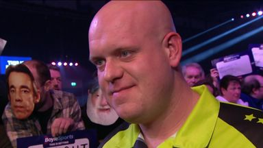 MVG beats determined White