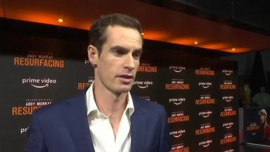 Murray: Comeback was really difficult