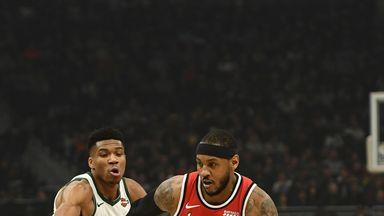 NBA Wk5: Blazers 129-137 Bucks