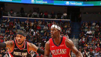 NBA Wk5: Blazers 104-115 Pelicans