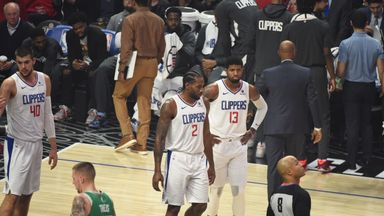 NBA Wk5: Celtics 104-107 Clippers (OT)