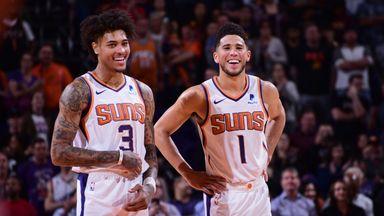NBA Saturdays: Spurs @ Suns free on Sky Sports