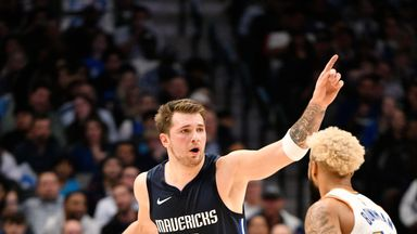 Doncic dominates Dubs with rapid triple-double