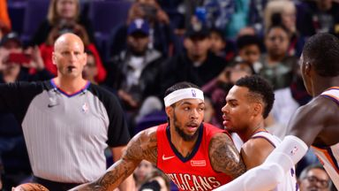 NBA Wk5: Pelicans 124-121 Suns