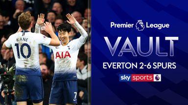 PL Vault | Everton 2-6 Tottenham (2018)