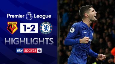 Chelsea hold on after Watford fightback