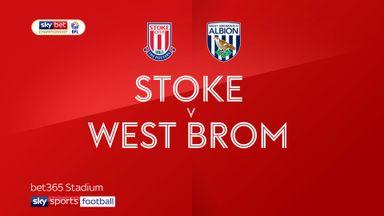 Stoke 0-2 West Brom