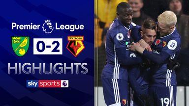 Deulofeu stars as Watford beat Norwich